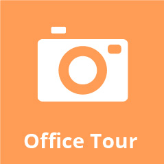mobile office tour homepage.