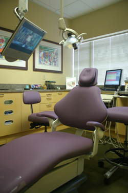 redmond pediatric dentist chair