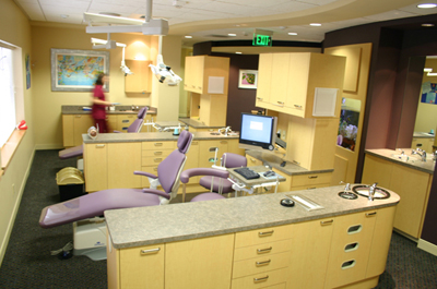 redmond pediatric dentist operatories
